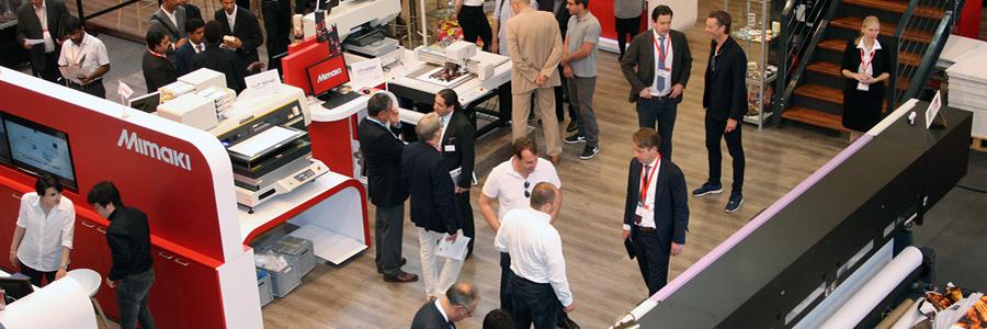 Mimaki, una fonte di ispirazione alla DRUPA grazie ai nuovi inchiostri e applicazioni inedite   Mimaki, leader globale nella produzione di..