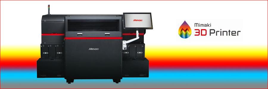 Mimaki, leader globale nella produzione di stampanti inkjet di grande formato e sistemi da taglio, annuncia il lancio sul mercato di LED UV 3DUJ-553,..
