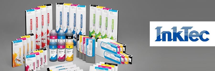 InkTec® nomina Trend S.r.l. Distributore Esclusivo per l'Italia...   InkTec, azienda multinazionale tra i più grandi produttori al mondo di..