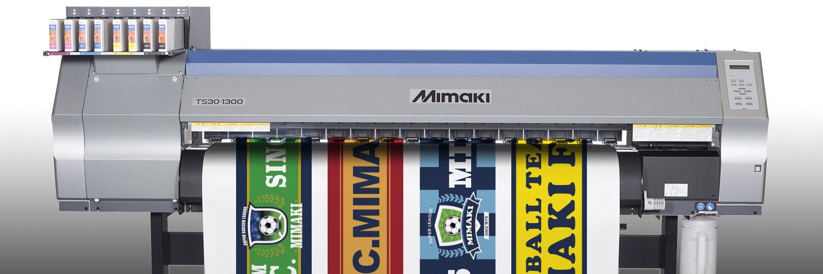 Mimaki, leader globale nella produzione di stampanti inkjet di grande formato e di plotter da taglio per i settori industriali,..